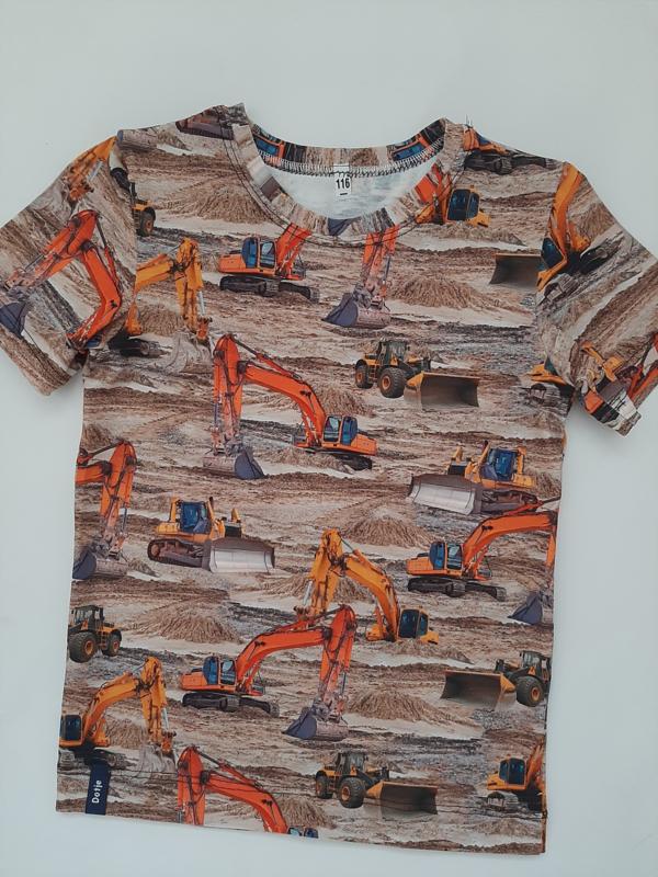 Graafmachine t shirt