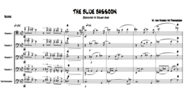 The Blue Bassoon (fagotkwintet / Componist - Matthias van Nispen tot Pannerden)