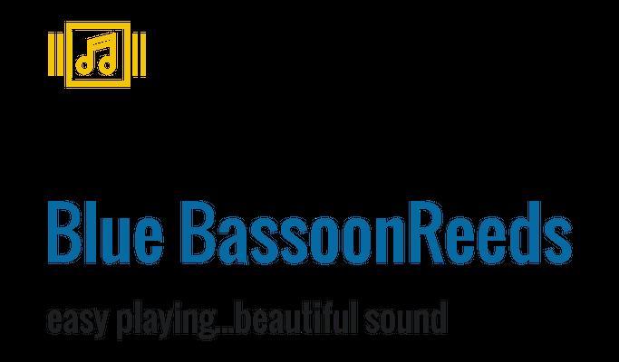 BlueBassoonReeds  II  Fagotrieten