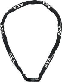 Cijfer kettingslot AXA zwart