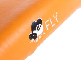 Zadel Fly oranje