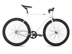 6ku  Singlespeed / fixed gear fiets Evian 2