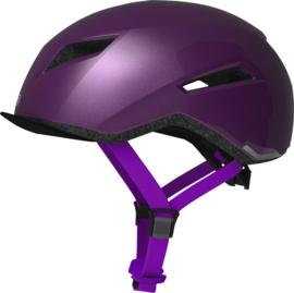 MET Brilliant fietshelm purper