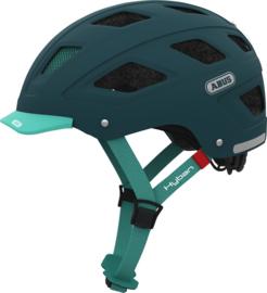 MET Hyban fietshelm groen