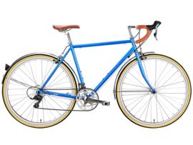 6ku  City bike Windsor Bleu met 16 vitessen