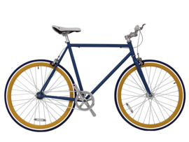 CAPRI SINGLE SPEED FIETS