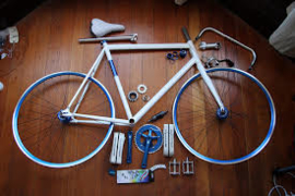 Fixed gear onderdelen
