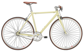 FORELLE FIXIE FIETS MÜLLERIN CREME