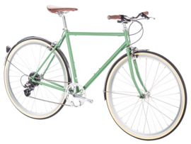 6ku Odyssey  8 vitessen Army green