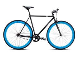 6ku  Singlespeed / fixed gear fiets Shelby 4