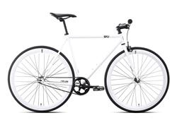 6ku  Singlespeed / fixed gear fiets Evian 1