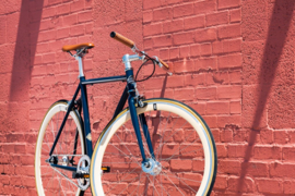 Rigby singlespeed bike