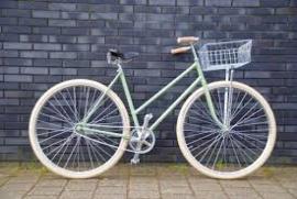 Retro fietsen