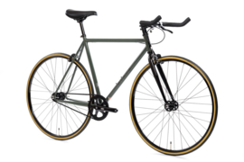 Army green singlespeed