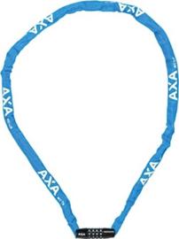 Cijfer kettingslot AXA blauw