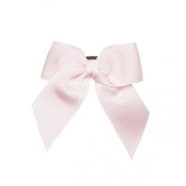 Grosgrain haarstrik van Condor in het roze.