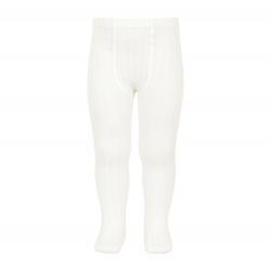 Stoere maillot van condor met streepmotief in het off-white.
