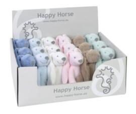 Happy horse mini Richie in verschillende kleuren.
