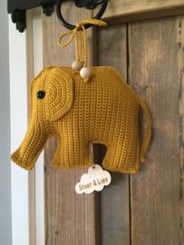 Muziekdoosje olifant