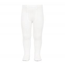 Stoere maillot van condor met streepmotief in het wit.