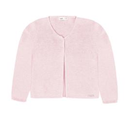 Prachtig fijn gebreid vestje van Condor in de kleur roze (500)