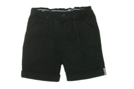 Mooie klassieke korte broek van Patachou in het donkerblauw.