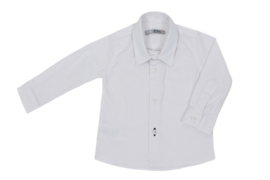 Prachtige blouse van het merk Dr Kid in het wit.
