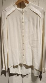 Nukus blouse Alba off-white