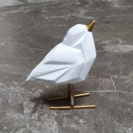 Vogeltje wit