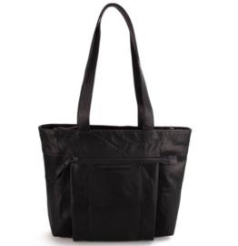 Shopper klein zwart