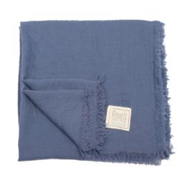 REVELZ sjaal - Steel blue