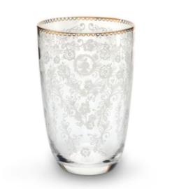 Pip Studio Floral longdrinkglas