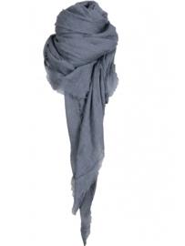 REVELZ sjaal - Jeans blue