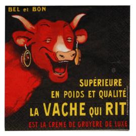 """Servetten """"La vache qui rit"""""""