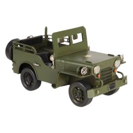 Jeep armygroen