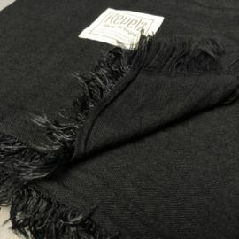 REVELZ sjaal - Solid black