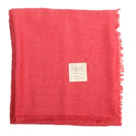 REVELZ sjaal - Crimson red