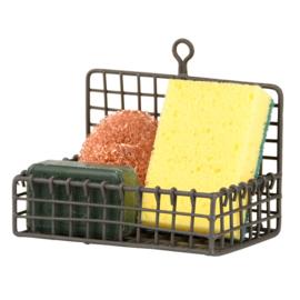 Hangend zeepbakje metaaldraad