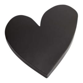 VT Wonen hart metaal