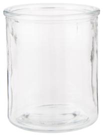 Glas voor waxine