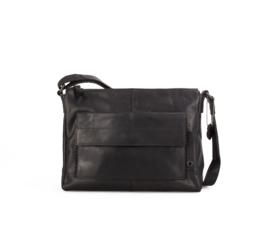 Crossover tas recht zwart