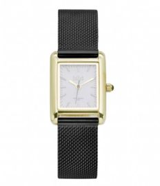 IKKI horloge GRACE Gold-black