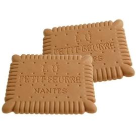 Rubberen onderzetter LU biscuitje