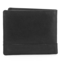 Portemonnee billfold pasjes zwart