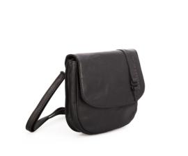 Heuptasje / schoudertasje zwart