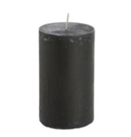 Stompkaars rustiek zwart 13,5cm