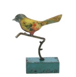 Vogeltje staand