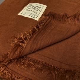 REVELZ sjaal - Cinnamon red