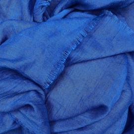 REVELZ sjaal - Cobalt blue