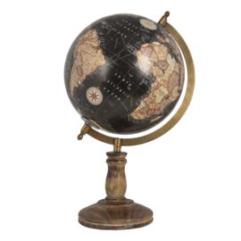 Globe zwart